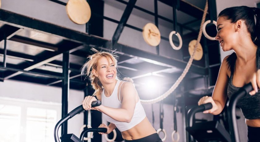 gym and fitness trends 2021