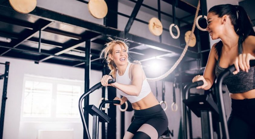 gym and fitness industry trends 2021